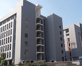 包河工业区标准化厂房二期(2014年度优质结构工程奖)